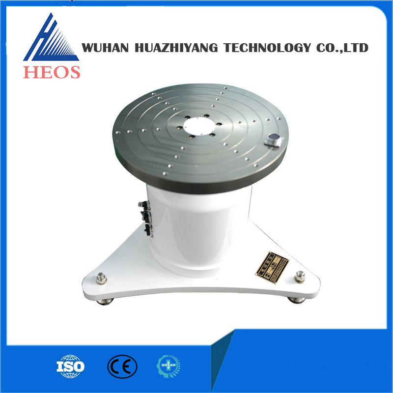 Single Axis Position Rate Swing Test Table with Temperature Chamber